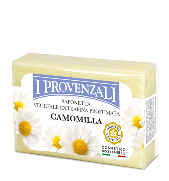 Vegetable Bar Soap Chamomile