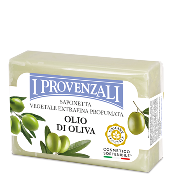 Vegetable Bar Soap Olive Oil