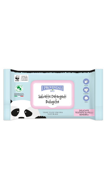 Organic Cleansing sensitive Wipes